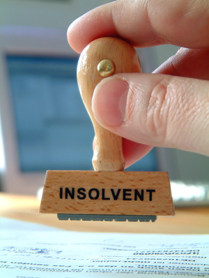 Die GmbH Insolvenz - © Gina Sanders - Fotolia.com